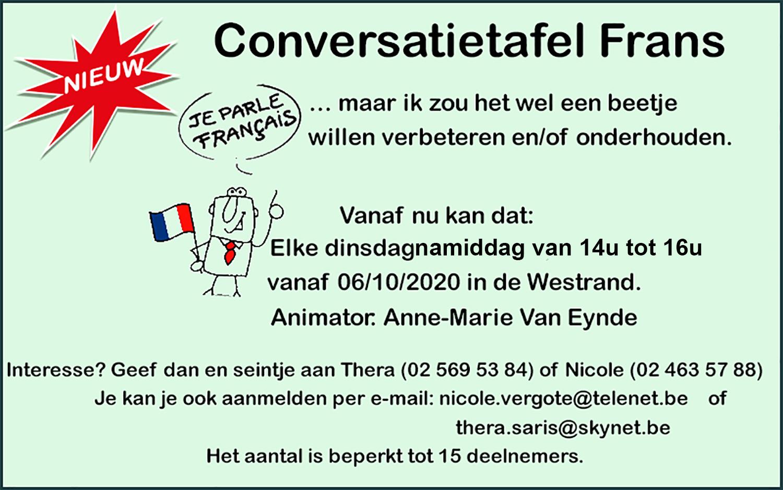 mededeling Frans S